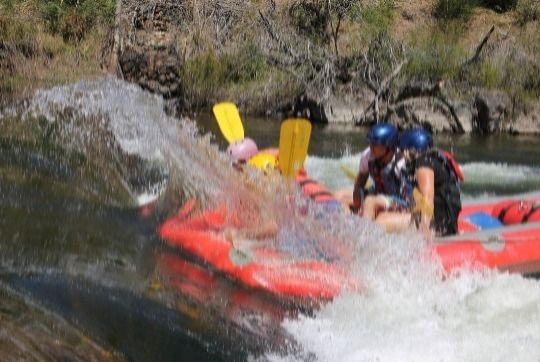 IT IS AFFORDABLE; NAIL BITING, EXHILARATING AND A GREAT WAY TO COOL OFF THIS SUMMER.